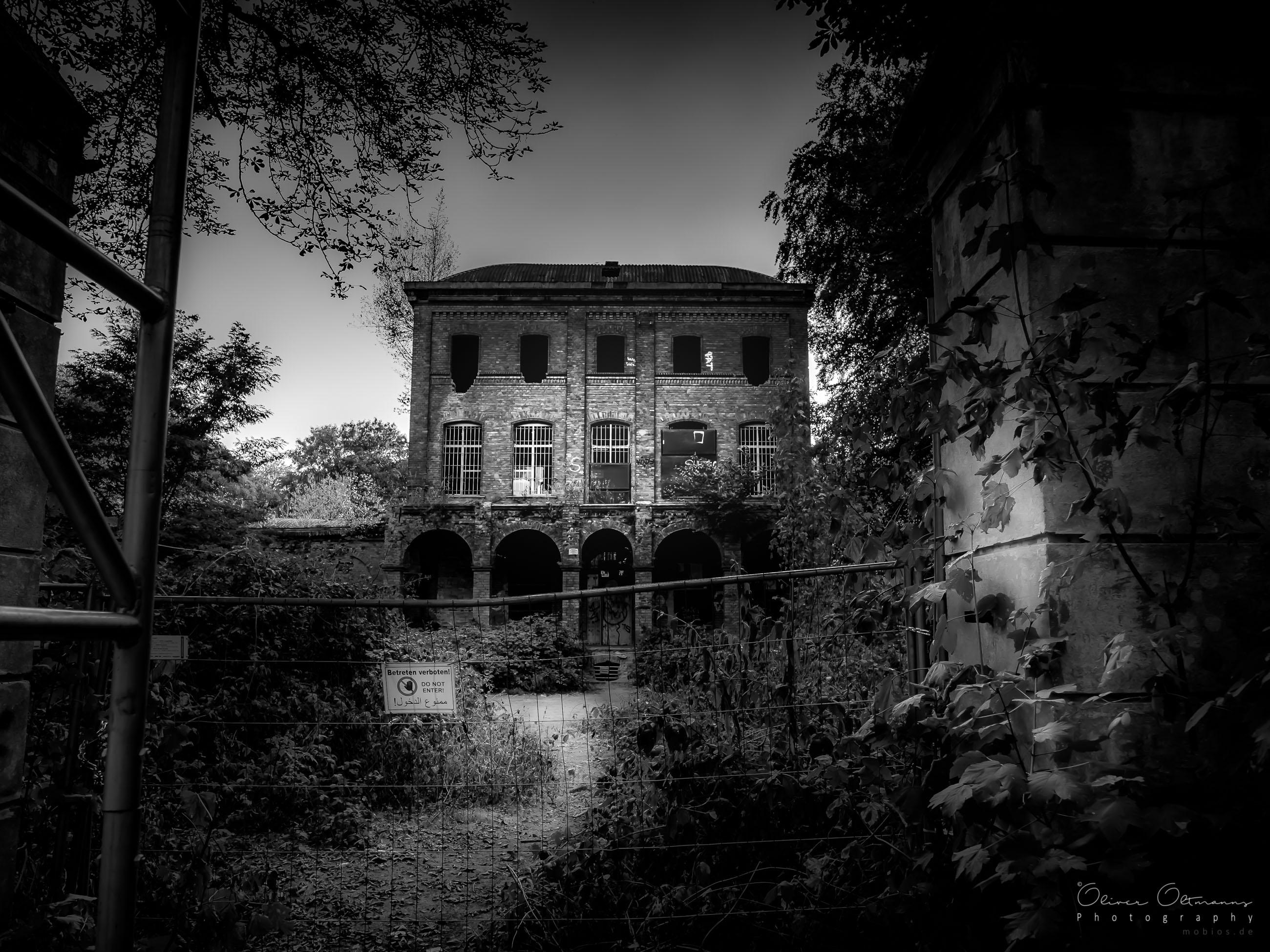 Villa Oppenheim - Das Geisterhaus