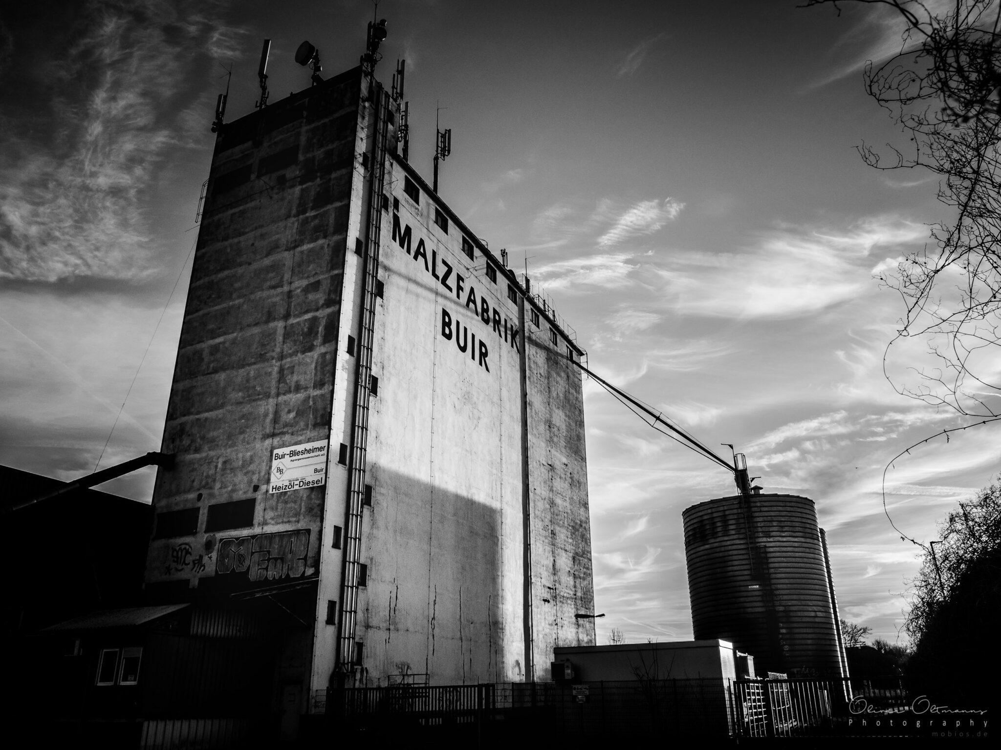 Buir Malzfabrik