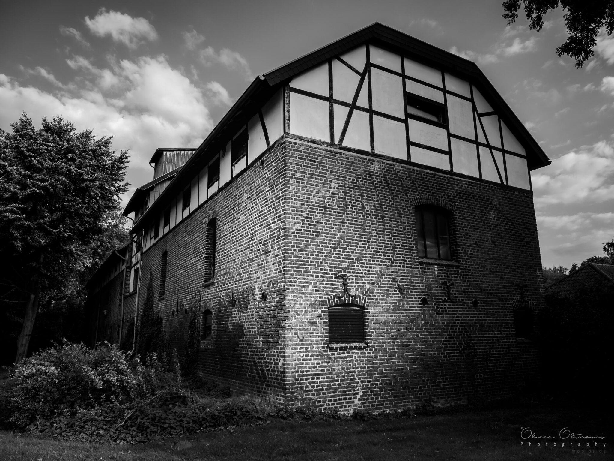 Krafftshof, Buir